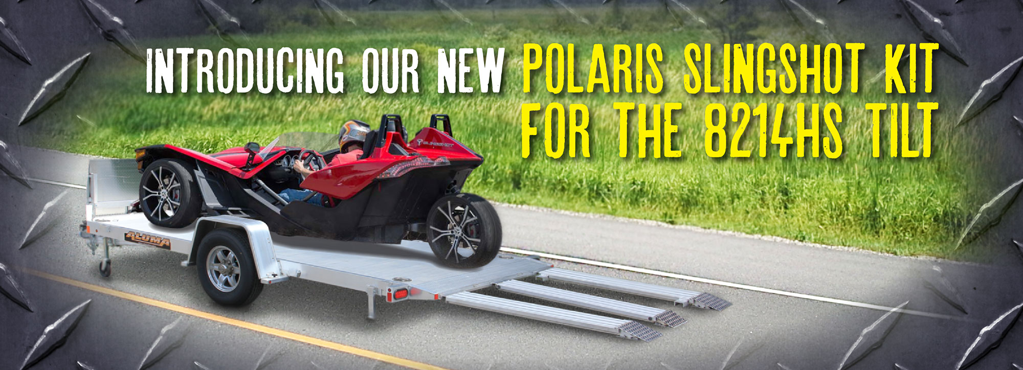 Introducing Our New Polaris Slingshot Kit